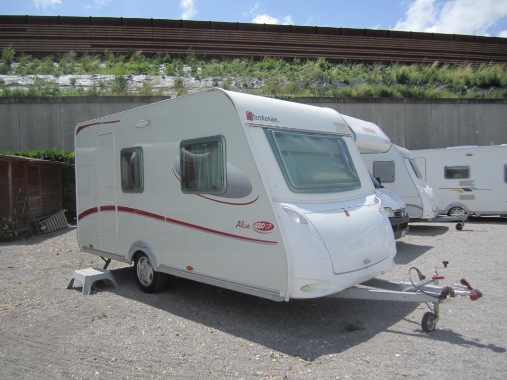 Caravan, Sterckeman