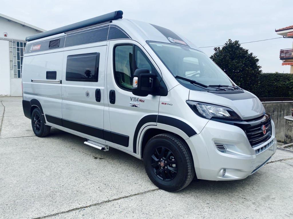 Camper puro - Van, Challenger